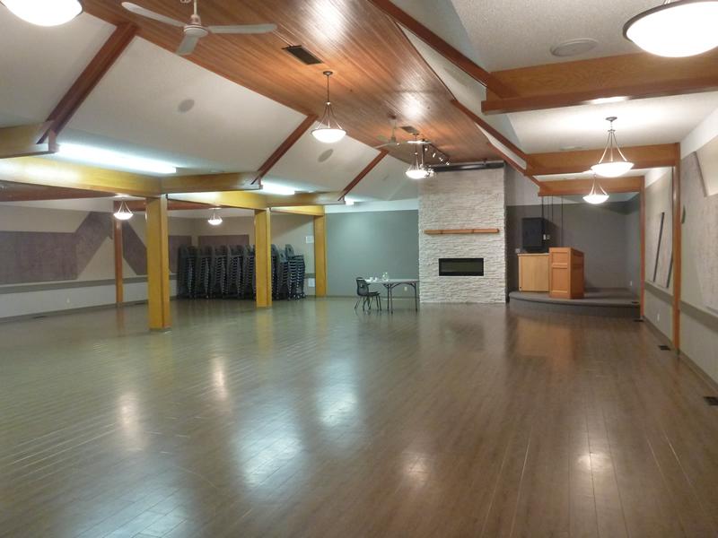Kensington Community Hall Edmonton